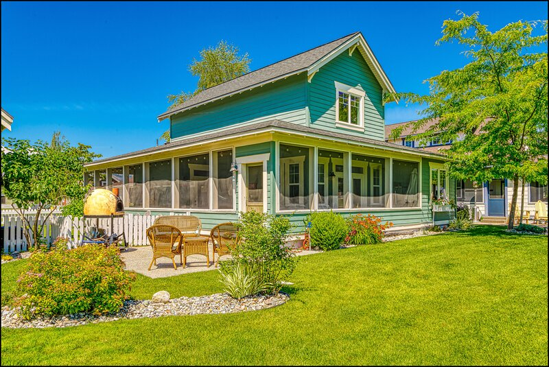Danny's Veranda, vacation rental in Loomis