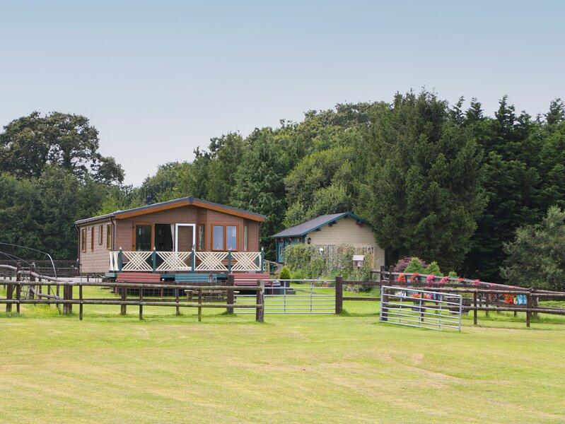 Hill View, Lilac Lodge, Wareham, aluguéis de temporada em Wareham