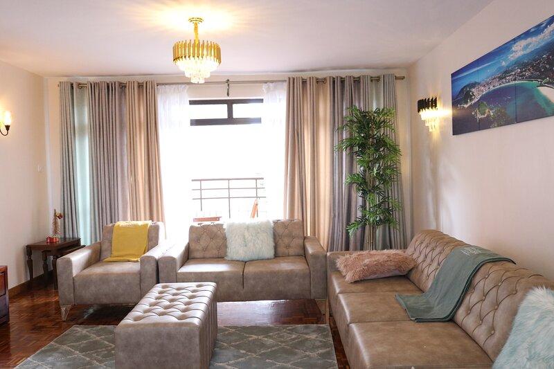 Glamour Suites - Nelion Peak, vacation rental in Nanyuki Town