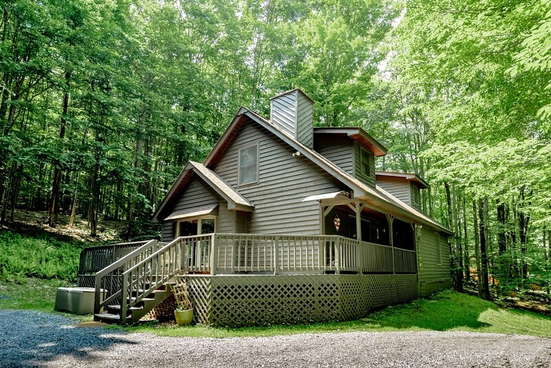 Harvest Moon - 712 Cabin Mountain Road, holiday rental in Canaan Valley