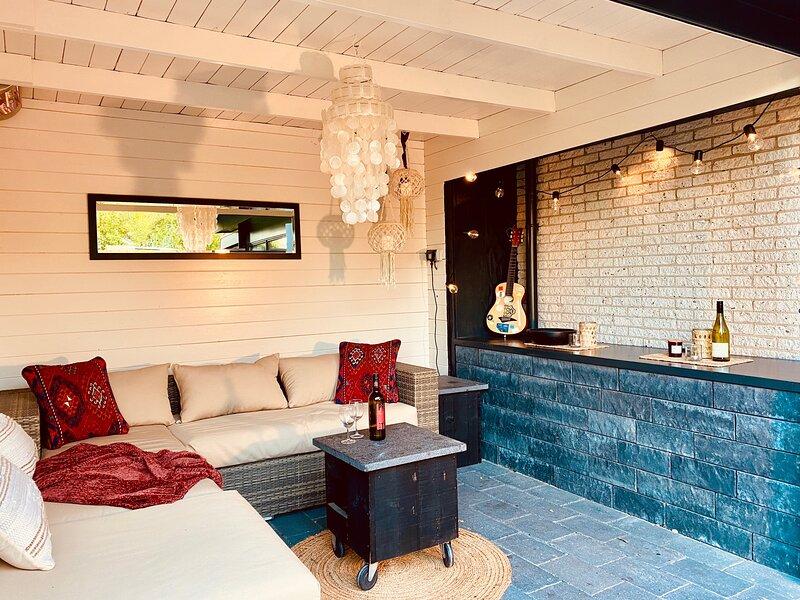 Ferienhaus Friesgroen - grüne Oase umgeben von Wasser, holiday rental in Sneek