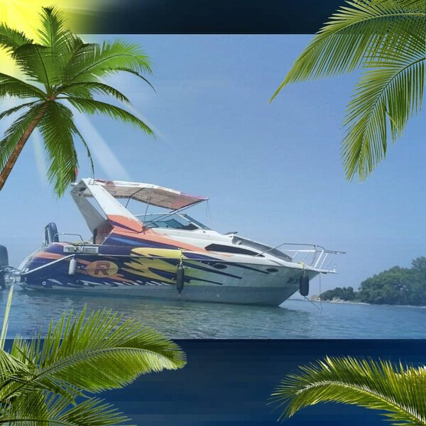 Renovated 2021 Yacht for Rent for 6 people, casa vacanza a Primorsko