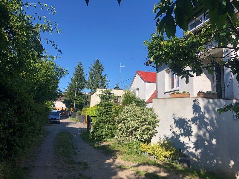 Parkowa, holiday rental in Koszalin