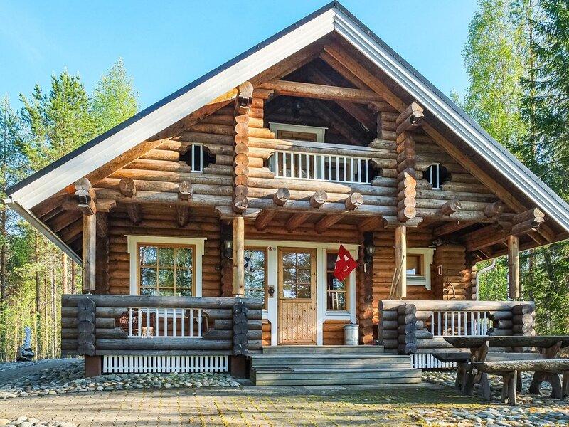 Väinämöinen, holiday rental in North Karelia