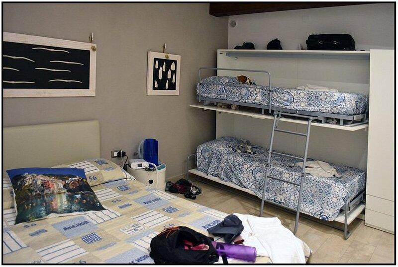 La chiglia, location de vacances à Riomaggiore