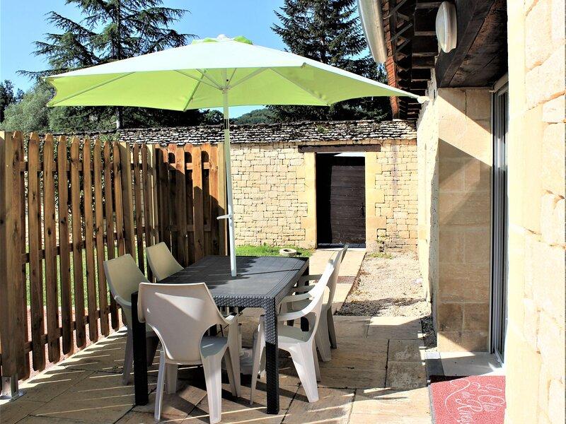 Le Clos des Rives, vacation rental in Saint-Vincent-de-Cosse