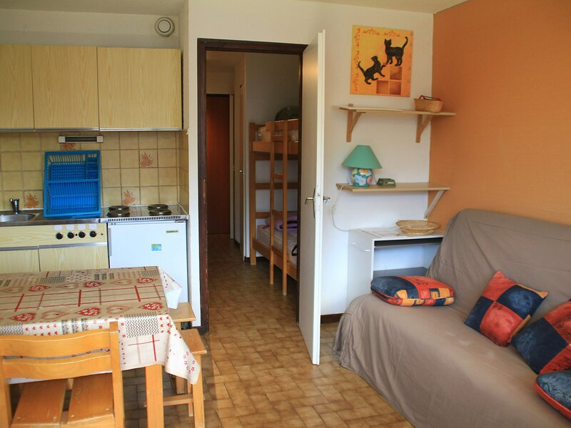 Studio coin montagne 3/4 personnes, holiday rental in Torgon