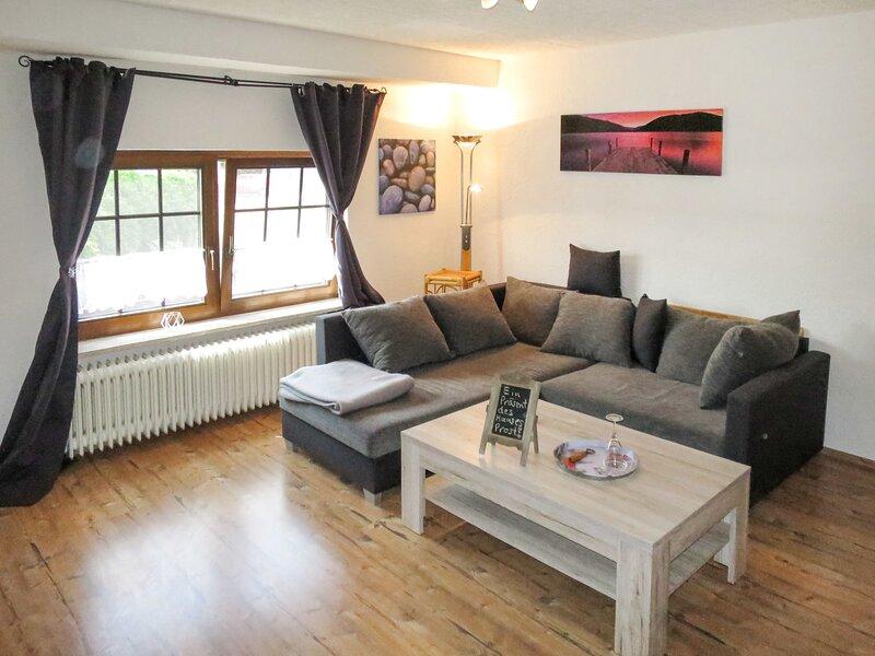 Steinberger Stuben (BLS100), holiday rental in Bruecken