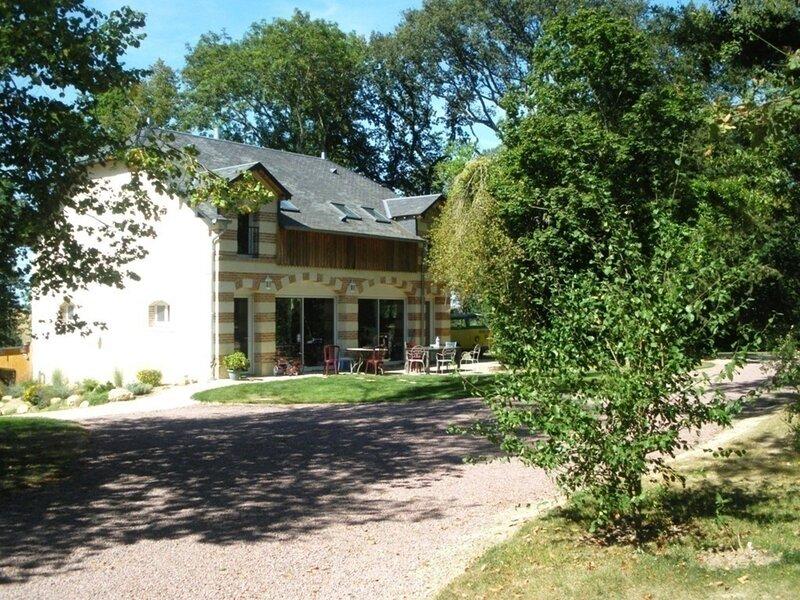 Le Gîte de la Têtarderie, holiday rental in Villedomer