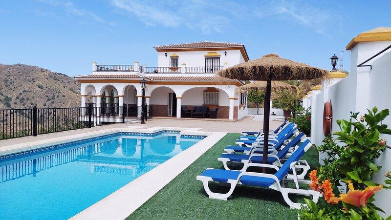 Villa Jazmín, alquiler de vacaciones en Viñuela