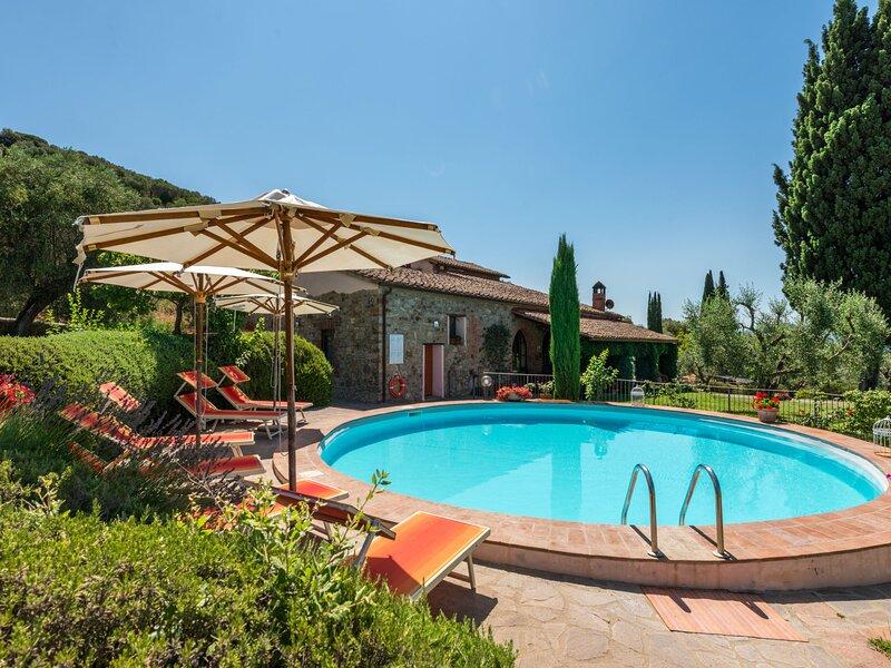 Edera, casa vacanza a Cinigiano