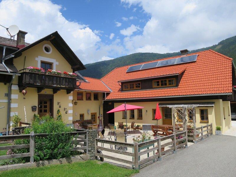 Gurkhof, holiday rental in Zedlitzdorf