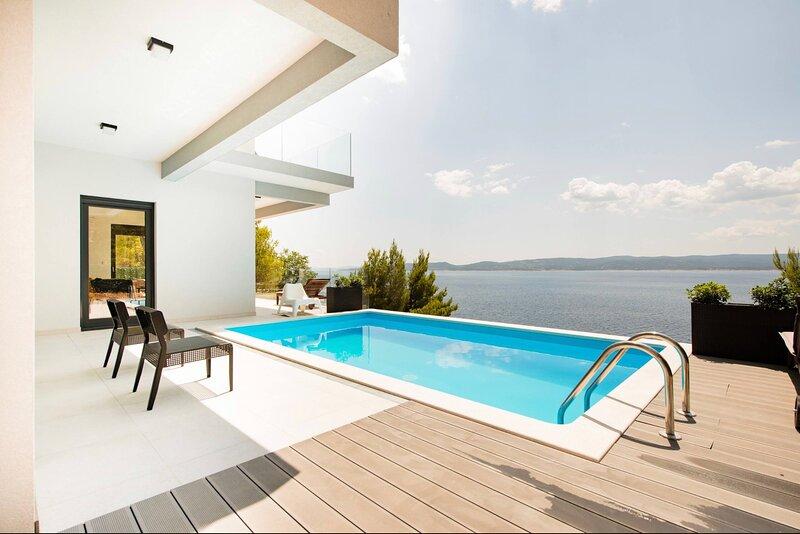 Villa The View, Pisak Croatia, holiday rental in Pisak