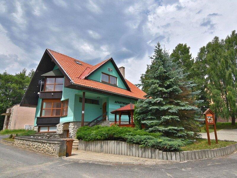 Apartments V+K, holiday rental in Strbske Pleso