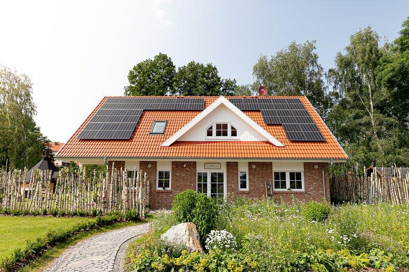 Urlaub im Grünen - Ferienhaus Heuliebe, holiday rental in Steinau an der Strasse
