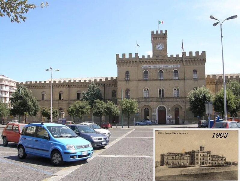Dimora Spinucci, appartamento con vista Chieti centro, holiday rental in Bucchianico