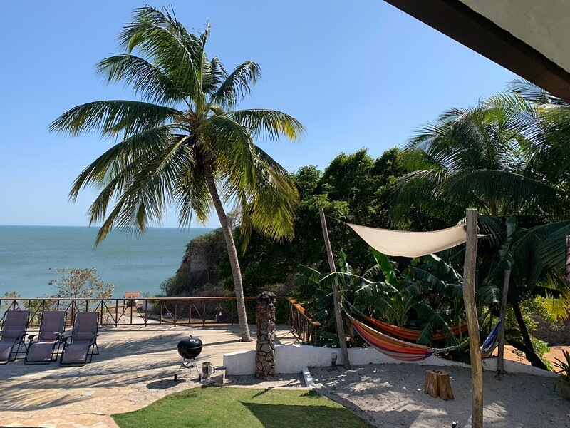 Zen Leisure Home calm and relaxing on the Pacific Ocean, alquiler de vacaciones en El Palmar