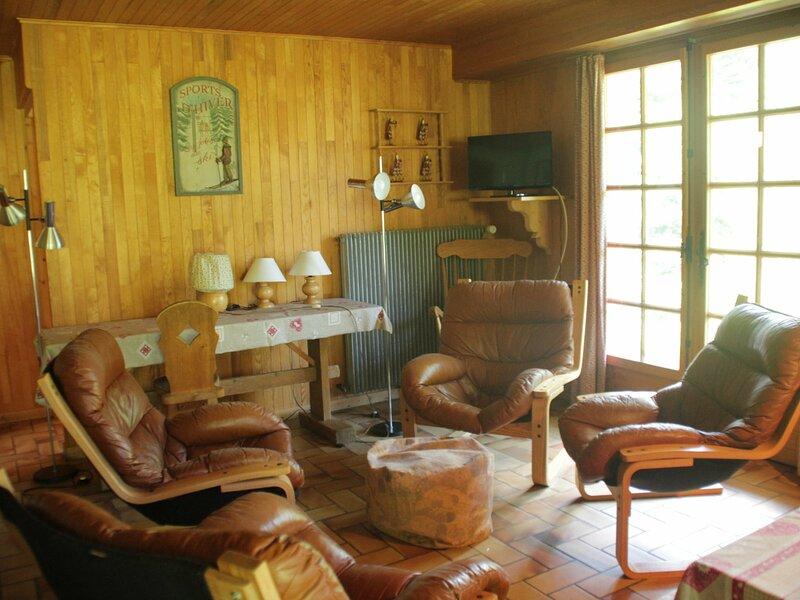 Appartement 4 pièces 6/7 personnes, casa vacanza a Morgins