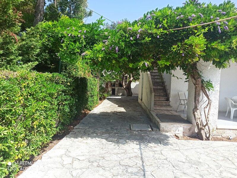 Villa Irene, casa vacanza a Villaggio Boncore