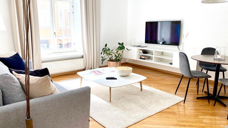 Superior 1 BR Apartment-Town hall sq., alquiler vacacional en Vilna