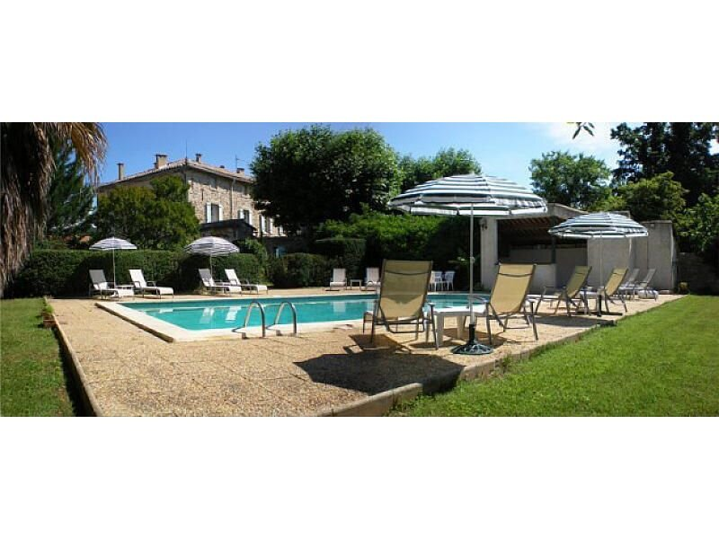 Cavillargues Holiday Home Sleeps 12 with Pool and WiFi - 5895005, holiday rental in La Bastide d'Engras