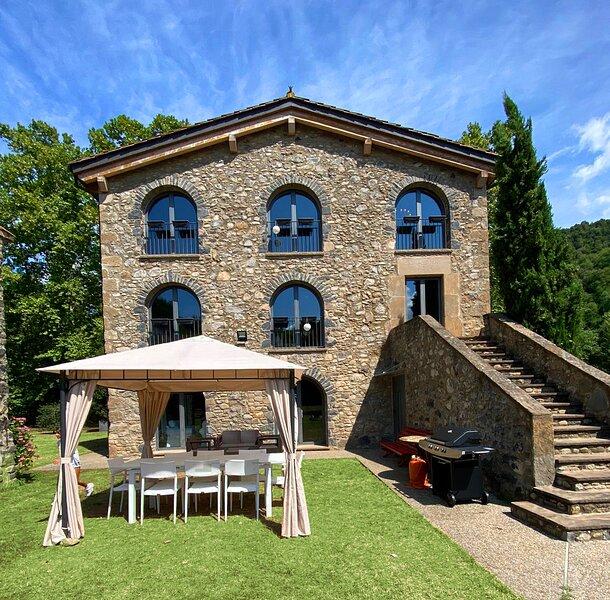 Villa/Casa rural provincia Girona, location de vacances à Les Preses