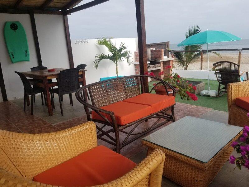 Canoas del mar bungalows, vacation rental in Punta Sal