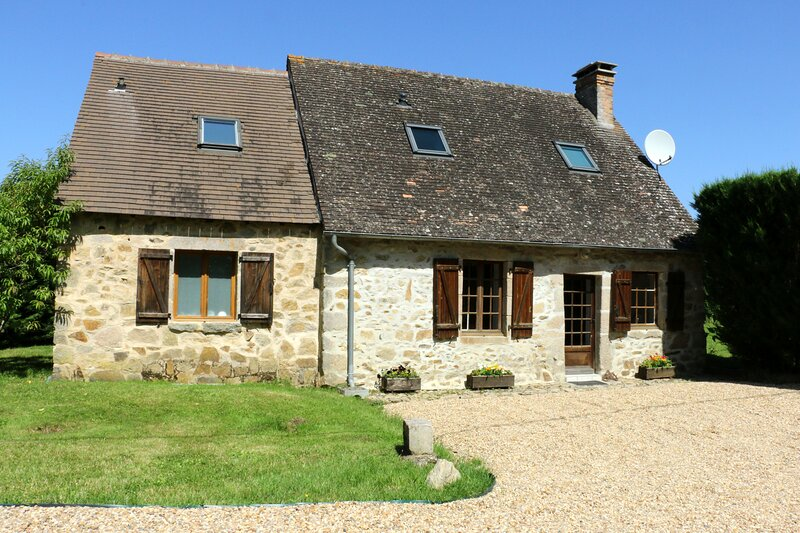 La Maladrerie, holiday rental in Lathus-Saint-Remy
