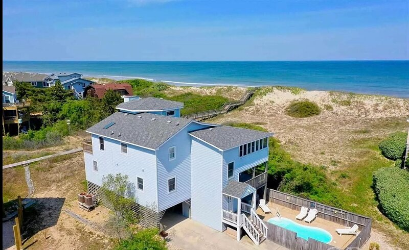 The Salt Life, holiday rental in Grandy