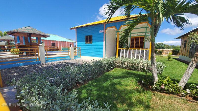 Bright Sun Village - Orquidea, vacation rental in Uvero Alto