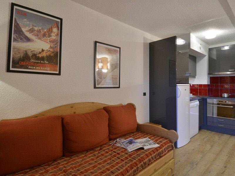 Très beau 3 pièces au cœur de la station pour 7 personnes de 51 m², holiday rental in Belle Plagne