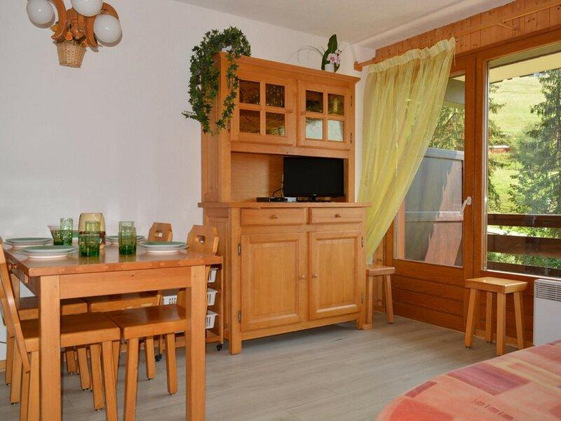 Appt 2 pièces 5 couchages Chinaillon, location de vacances à Mont Saxonnex