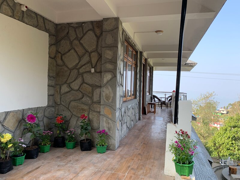 Hilltop Hideaway Inn,is perfect pl for those yearning for nature&solitude bliss., holiday rental in Siliguri