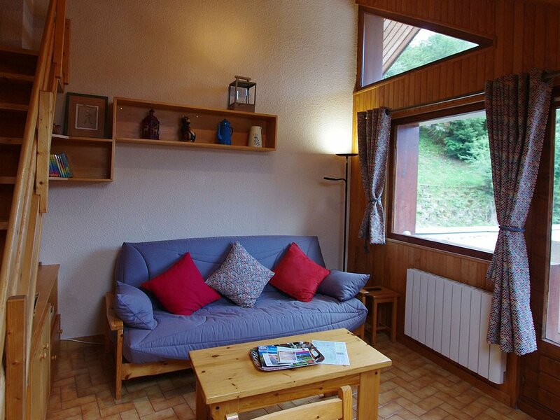 CHAMPAGNY - 6 pers, 34 m2, 3/1, holiday rental in Champagny-en-Vanoise