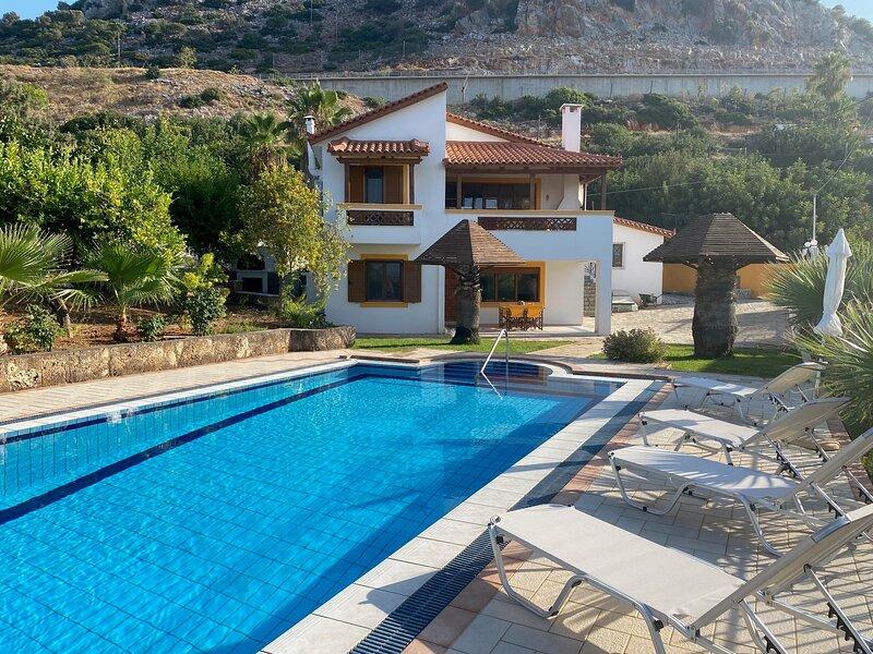 Villa Lemonia, holiday rental in Lasithi Mesa
