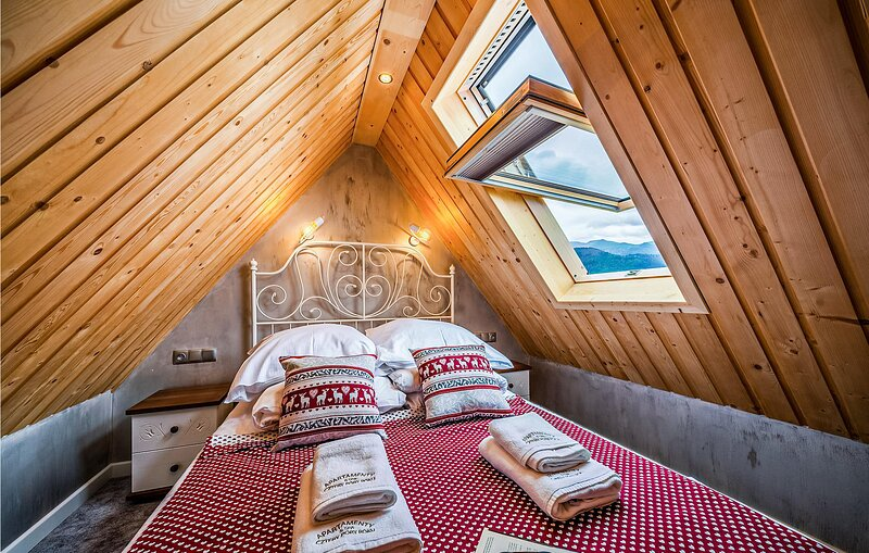 Nice apartment in Koscielisko with Sauna, WiFi and 1 Bedrooms (PPG123), holiday rental in Oravsky Biely Potok