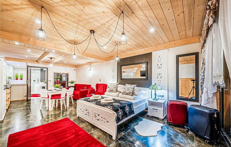 Nice apartment in Koscielisko with Sauna and WiFi (PPG124), holiday rental in Oravsky Biely Potok