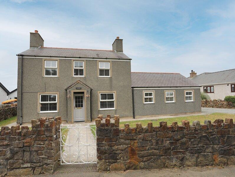 Glasfryn, Amlwch, vacation rental in Llanerchymedd
