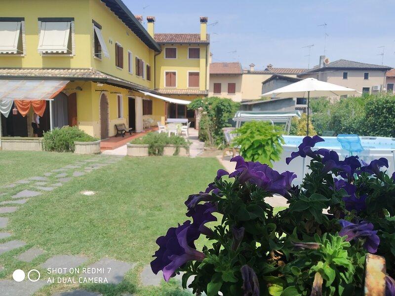 casa MANDI MANDI, alquiler de vacaciones en Palazzolo dello Stella