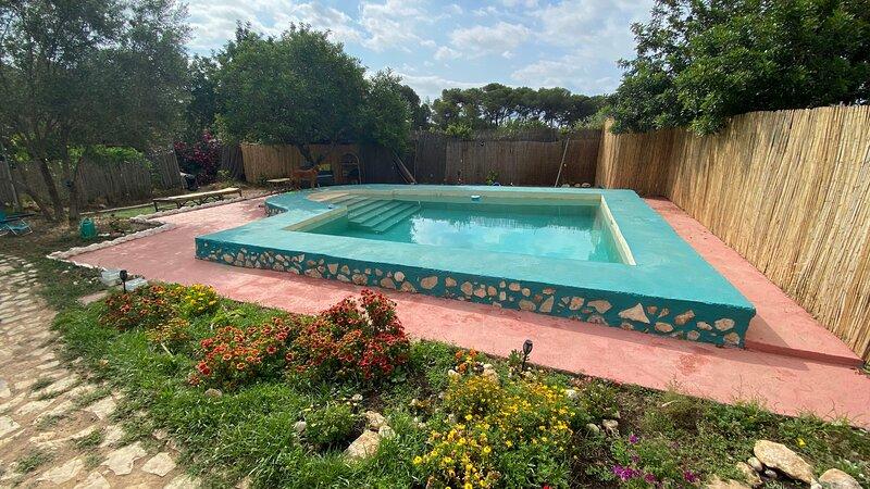 Amazing villa with swimming-pool, vacation rental in El Perello