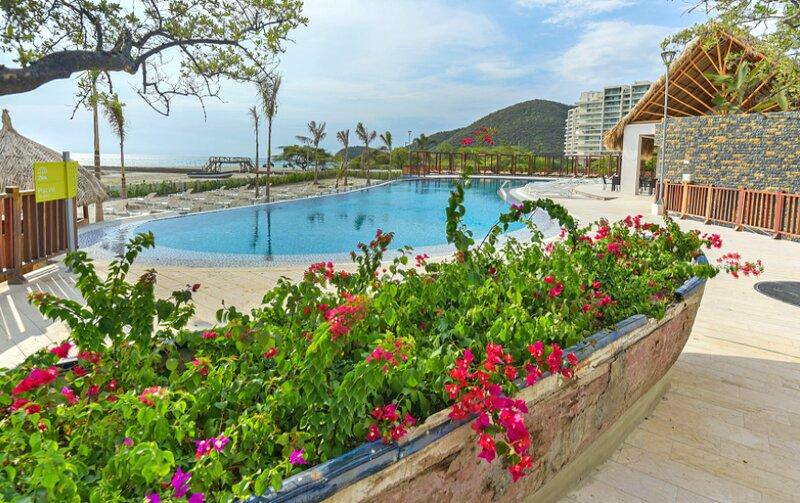 Samaria Club de Playa - Sector Exclusivo, Pozos Colorados - 1607, holiday rental in Cienaga