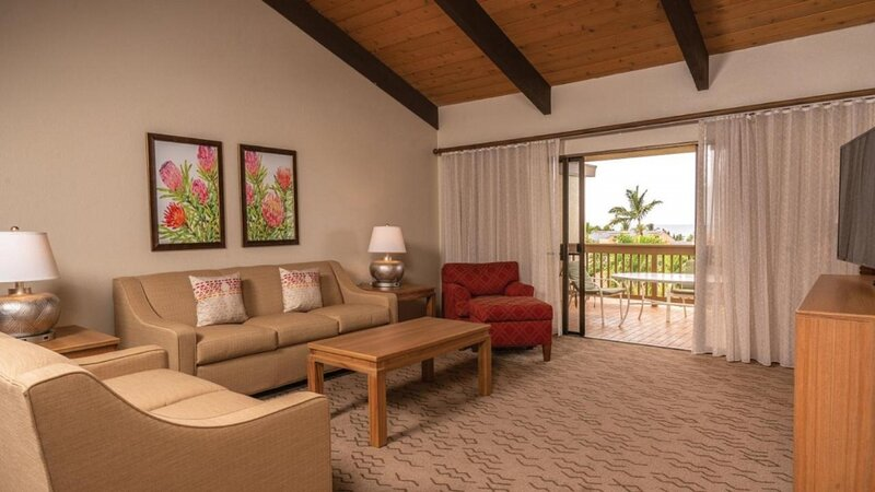 Kona Coast Resort 1BR Stylish Condo, holiday rental in Kahaluu-Keauhou