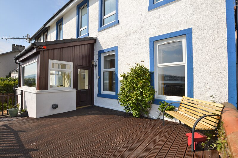 Craigard View, vacation rental in Gourock