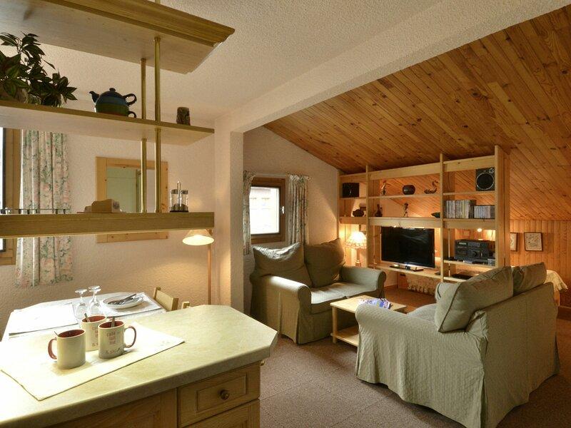 Appartement composé de 2 pièces pour 5 personnes de  39m², holiday rental in Belle Plagne