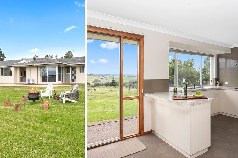 The Milton Lookout, holiday rental in Milton