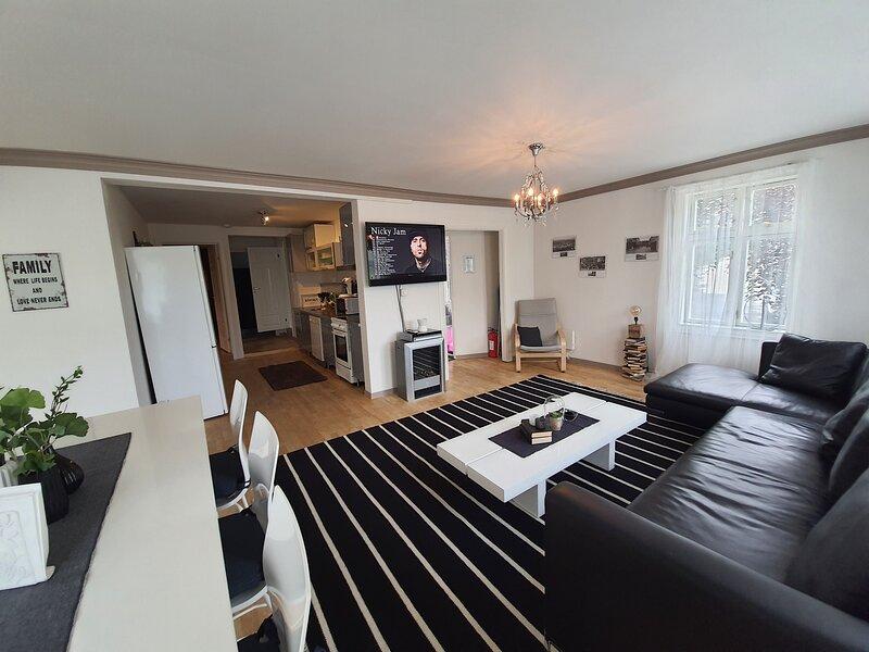 Central Nicolas Apartment Nr6 Stavanger 4 rooms, location de vacances à Stavanger