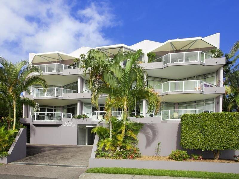 Noosa Moorings 6 Gympie Terrace 303, casa vacanza a Tewantin