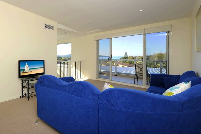 Ocean View Oasis at Fingal Bay, vacation rental in Fingal Bay
