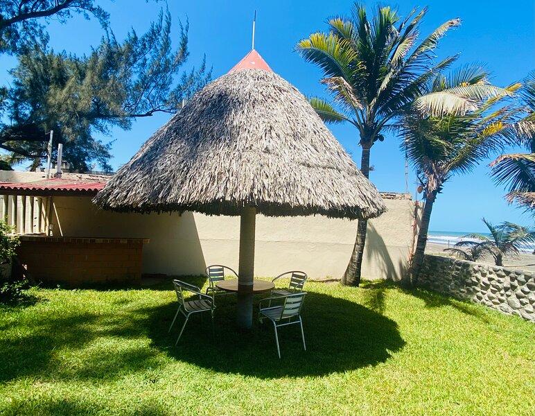 Quinta Duné Boutique... Un Paraíso Frente Al Mar!, vacation rental in Veracruz