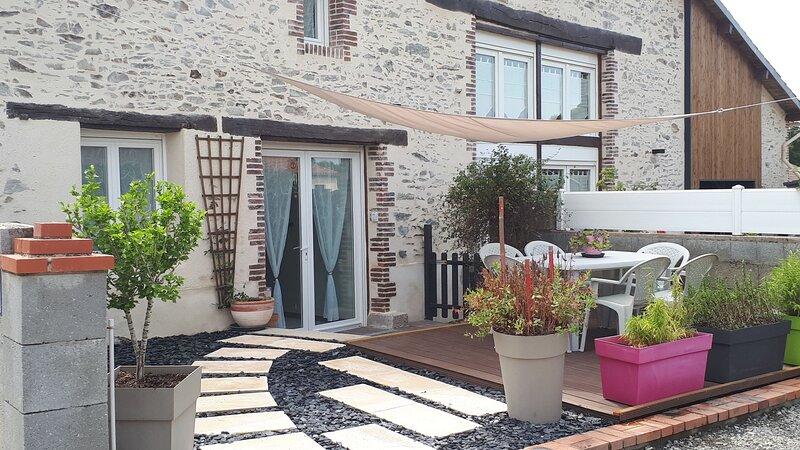 Gîte du Coudray - Vendée, holiday rental in Saint-Georges-de-Montaigu
